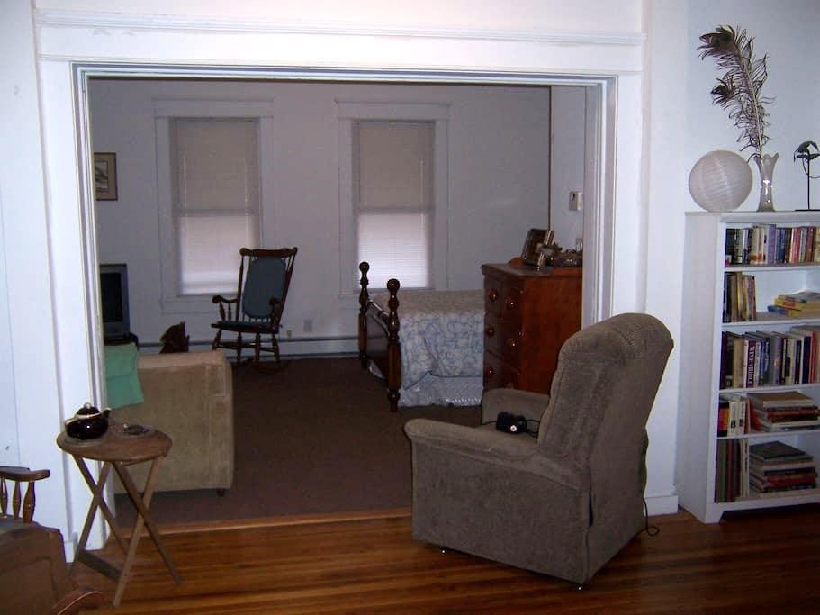 Panther Mt Lodge- Private Apt - Big Indian - 公寓