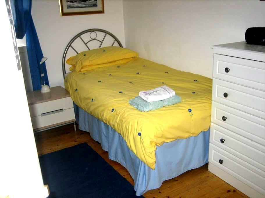 Single/Twin room in Inveraray - Inveraray - Casa