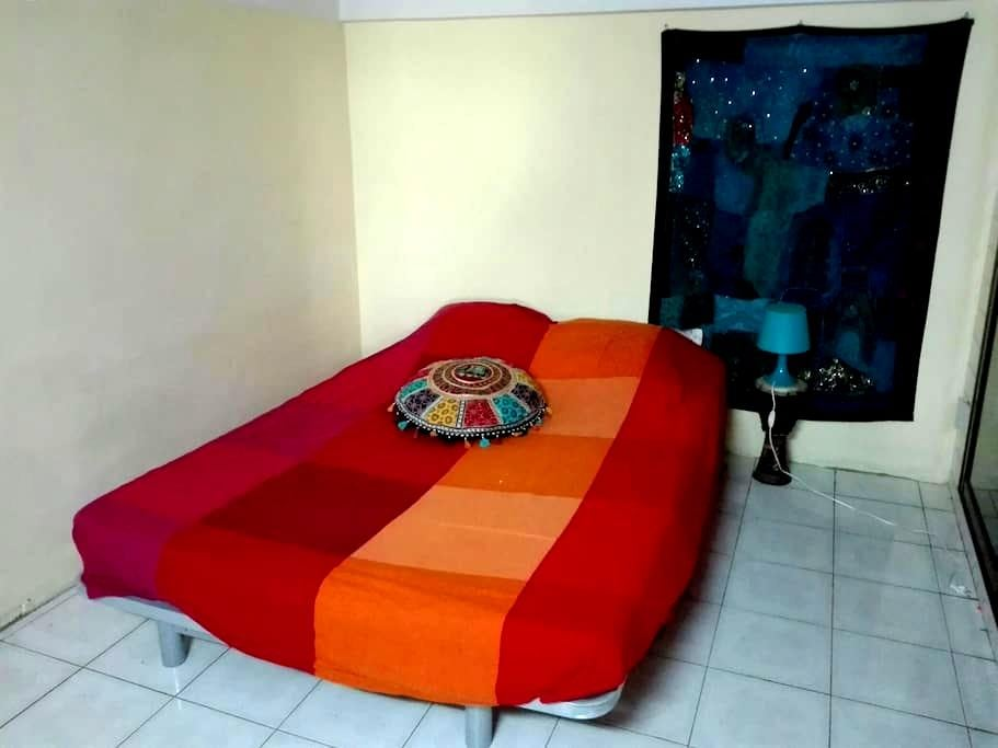Room in well furnished flat - Phnom Penh - 公寓