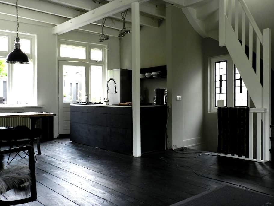 Upstairs residence Leeuwarden - Leeuwarden - House