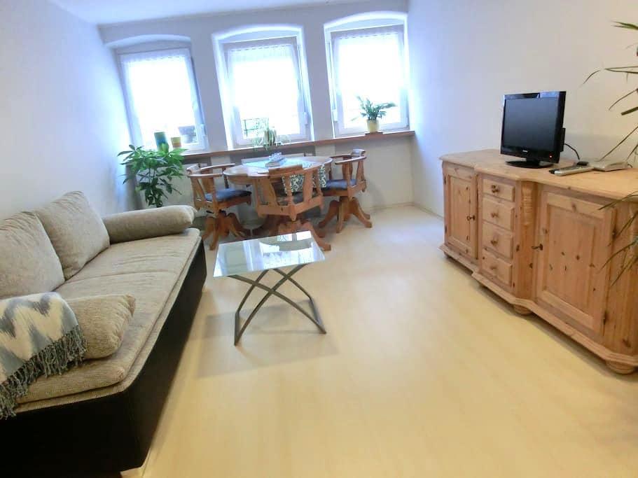 Schöne, helle Wohnung in Annweiler - Annweiler am Trifels - Leilighet