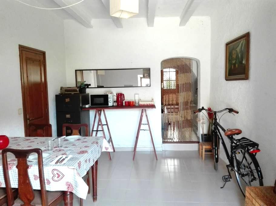 Calida habitacion doble privada en el Emporda - Vilaür - Hus