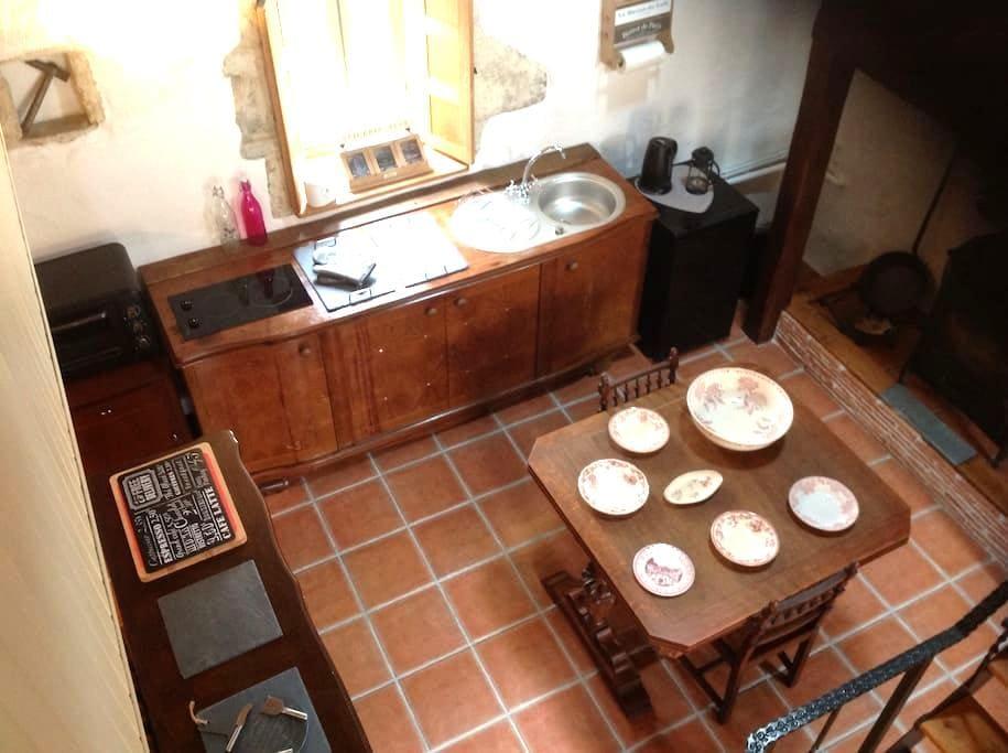 Chez Miouse - Ruffec - Huis