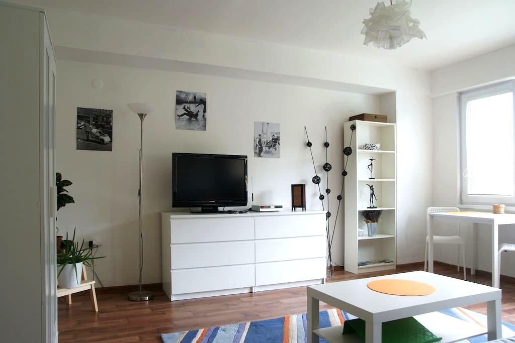 Attractive apartment downtown Ostrava - Ostrava - Daire
