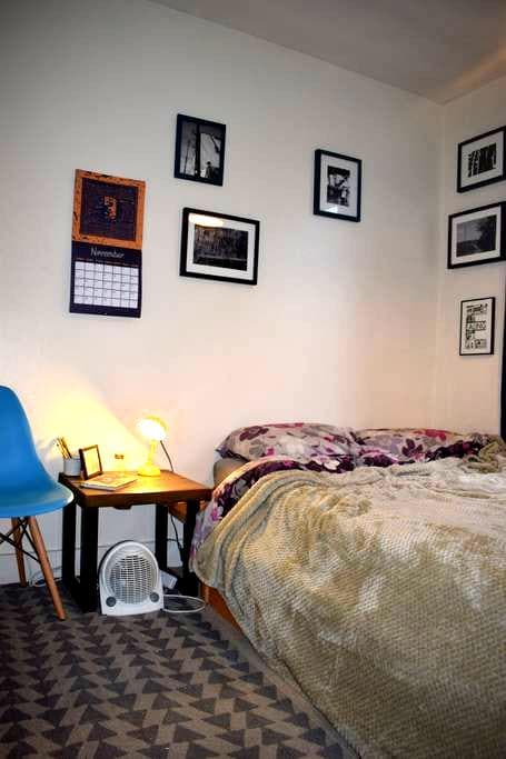 lovely double room in Art Deco flat - Londra - Daire