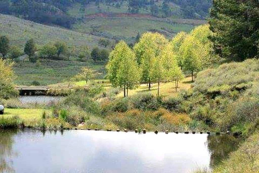 Shooters Hill, Walkerson's Estate - Dullstroom - Hus