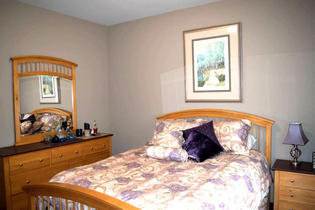 Comfortable city lakeside living - Kennewick - Andere