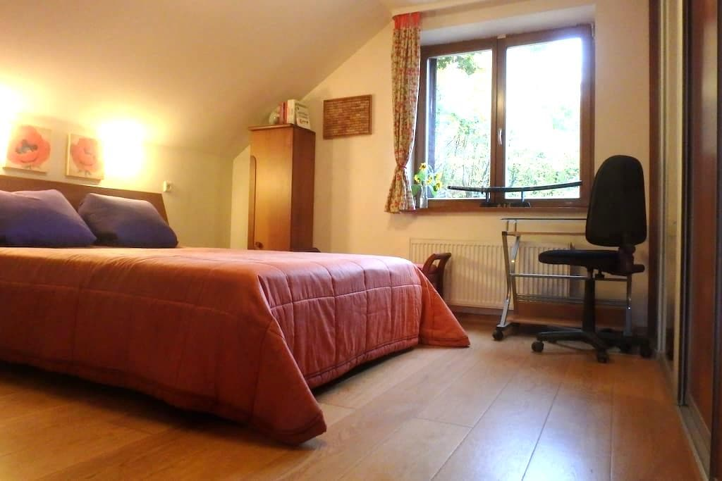 Luxurious private room near Old Town and forest - Vilnius - Haus