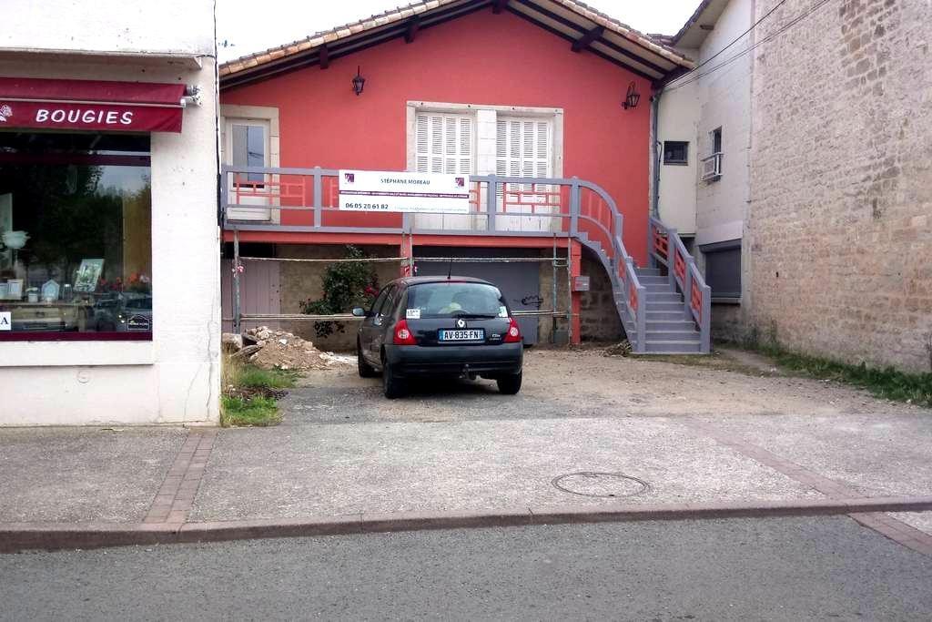 ESCALE A BONNEUIL MATOURS 86210 - Bonneuil-Matours - Appartement