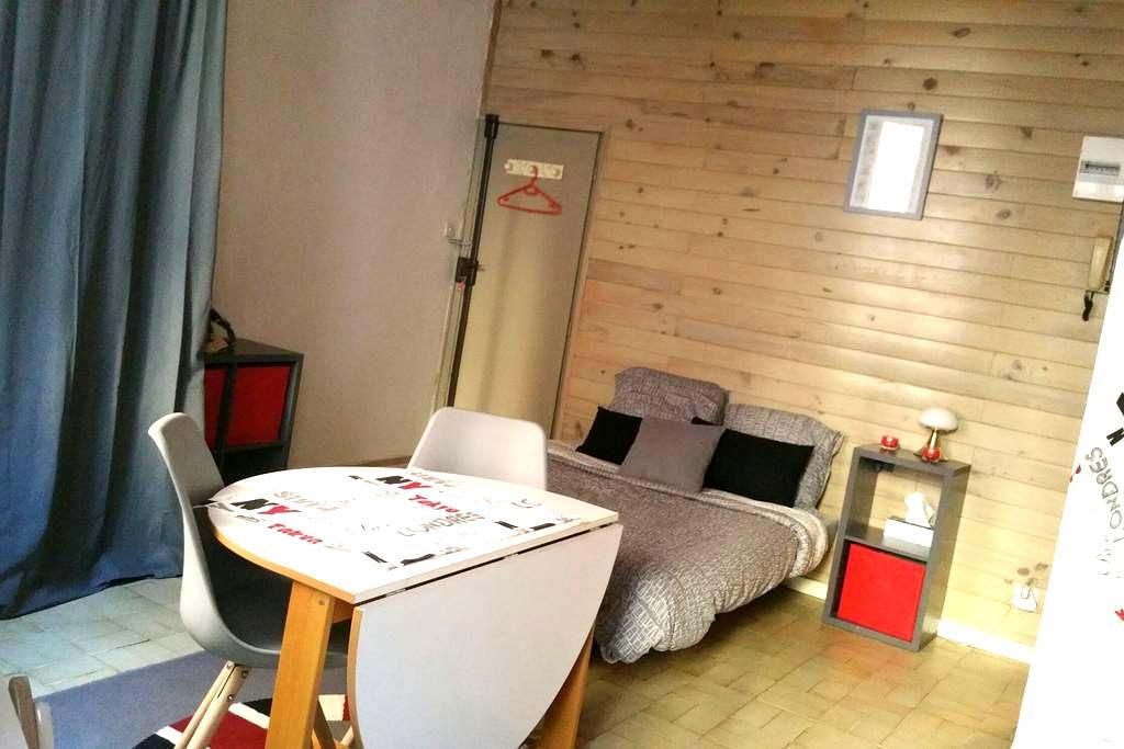 Studio plein centre Aix en Provenc - Aix-en-Provence