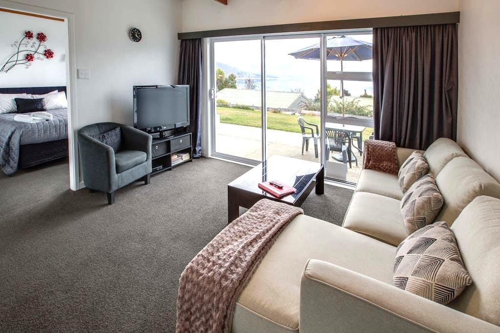 Cosy Apartment, amazing view,  Free wifi, sleeps 5 - Wanaka - Daire