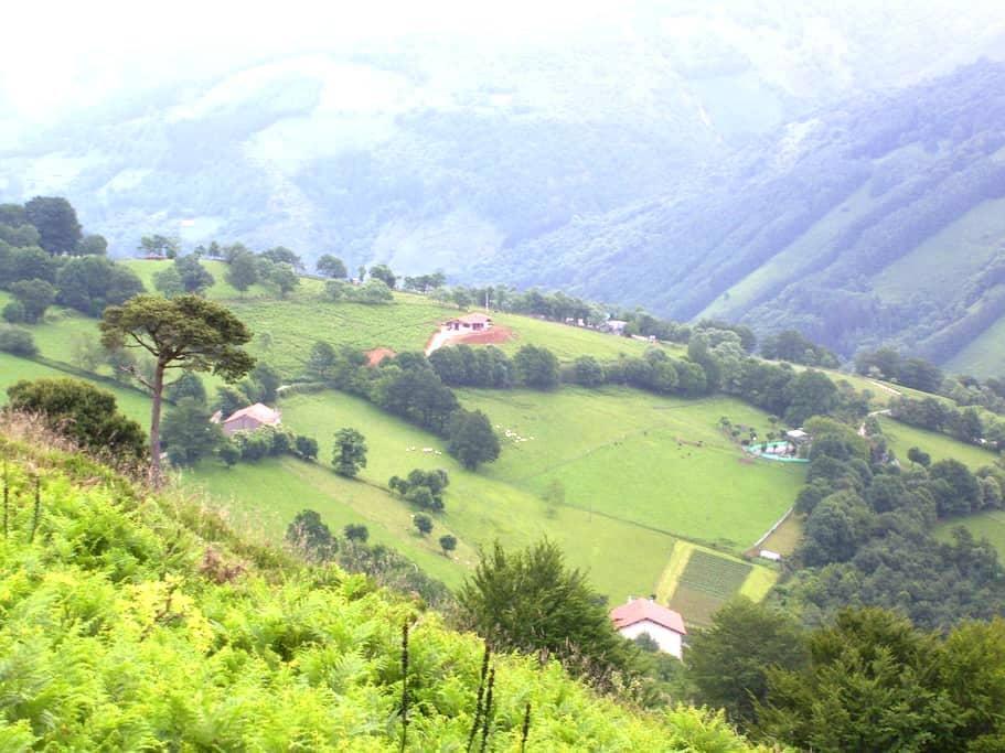 Casa en paraje rural - Ezkurra - Huis