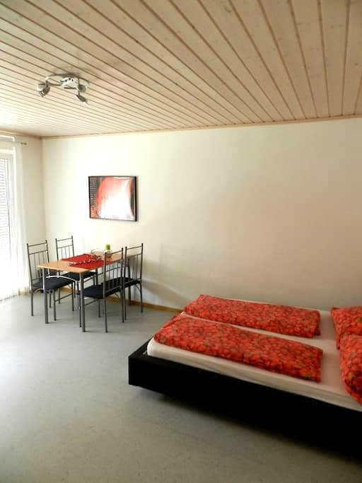Comfy Apartment Centrally Located - Augsburg - Byt
