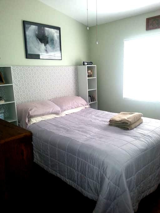 Private Bedroom and Bathroom - Peoria