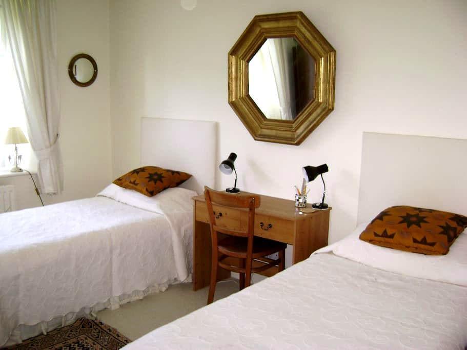 Twin room & breakfast in Folkestone - Folkestone - Appartement