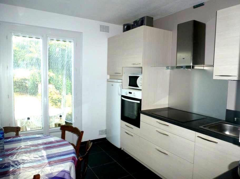 Maison au pied des Pyrénées - Lannemezan - Appartement
