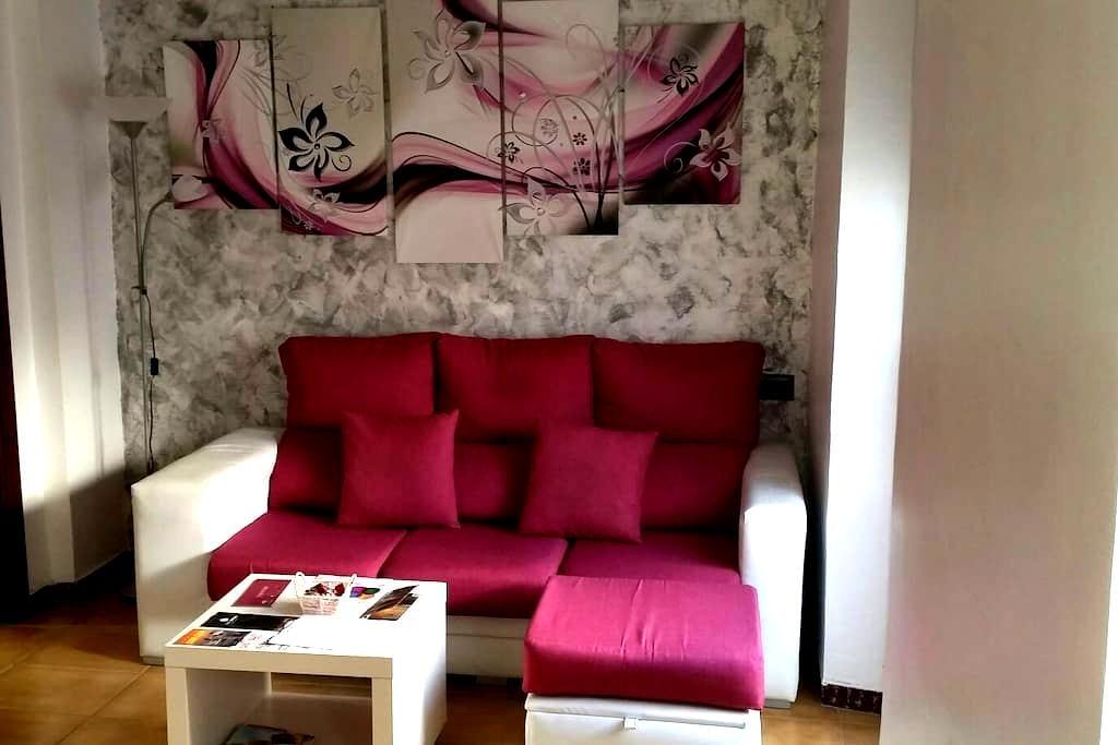 casa de 2 habitaciones ,cadiz centro, muy acojedor - Cádiz - Ev