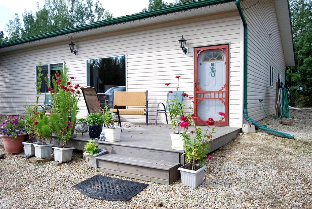 Quiet, country home 20 min to west Edmonton - Spruce Grove - Hus