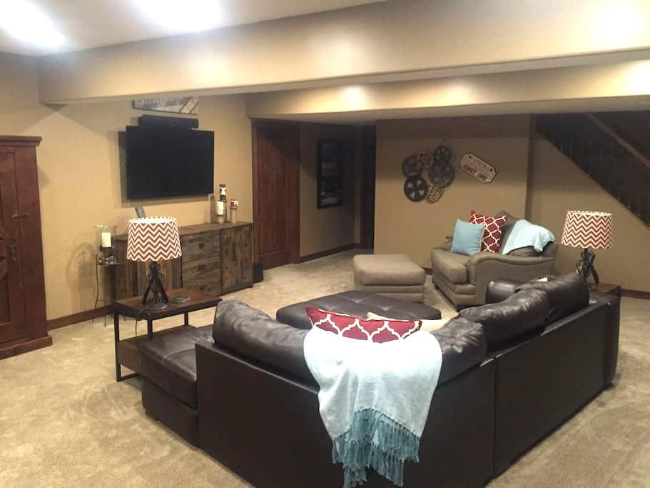 A cozy home away from home! - Gretna - Hus