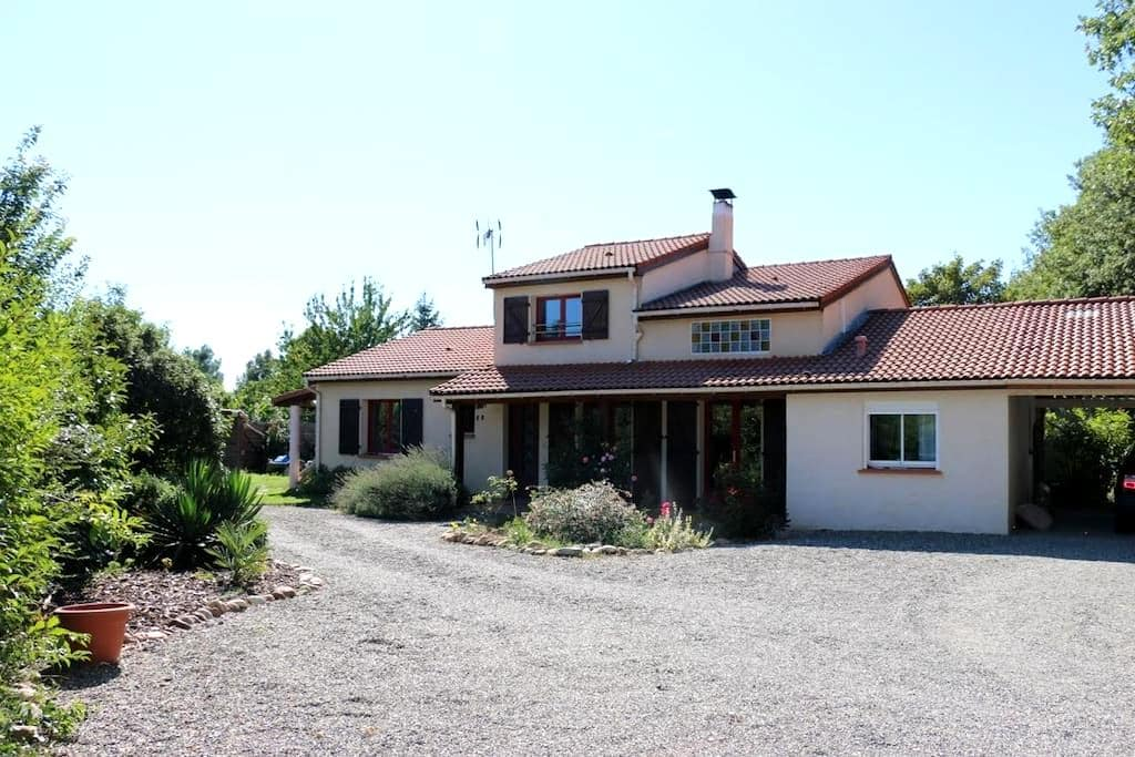 maison familiale - Fonsorbes - Casa