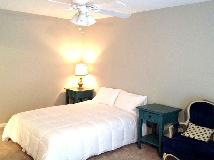 Cozy Master Bedroom Suite - Ooltewah - Casa