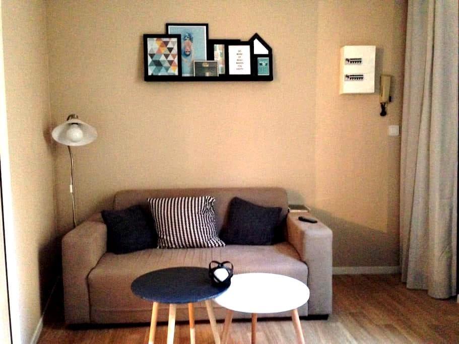 Cosy studio en Hypercentre - Angers - Apartment