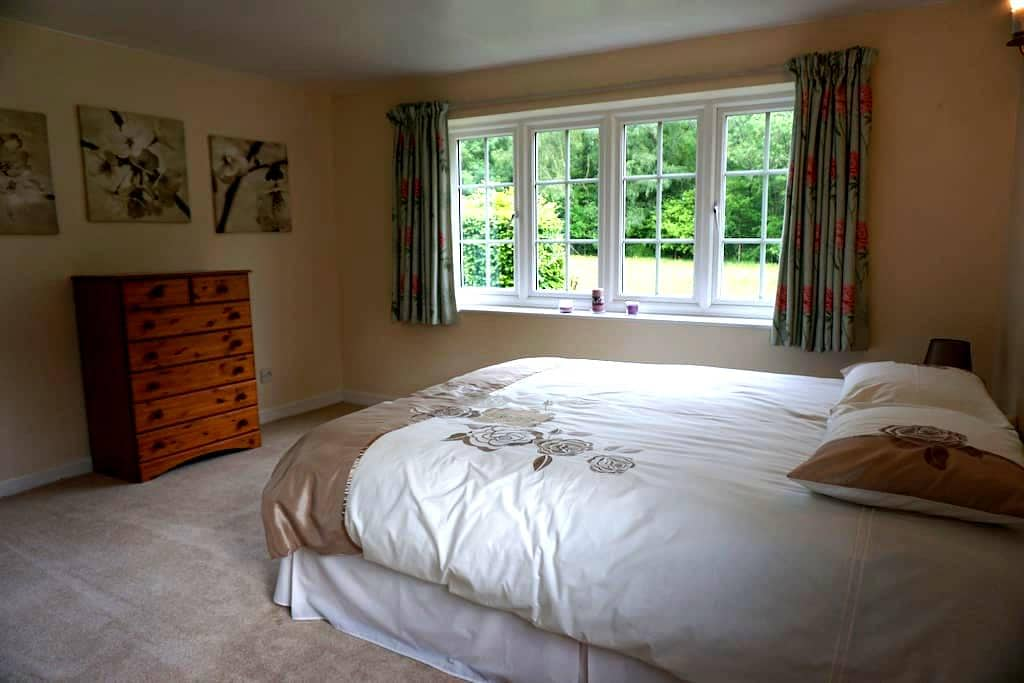 Cosy bungalow in New Forest - Whiteparish - Hus