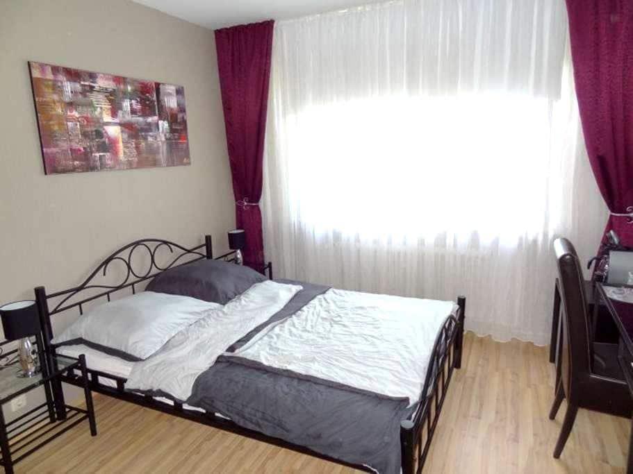 Elegant double room in Cologne - Colonia - Casa