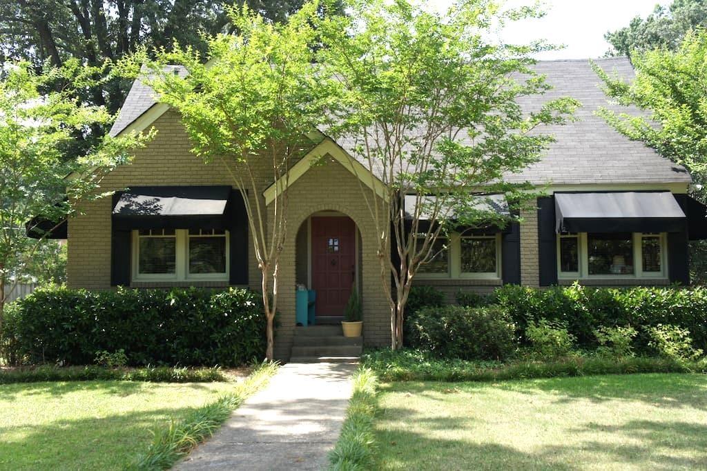 Charming 2 Bedroom Delta Cottage - Greenwood - Huis