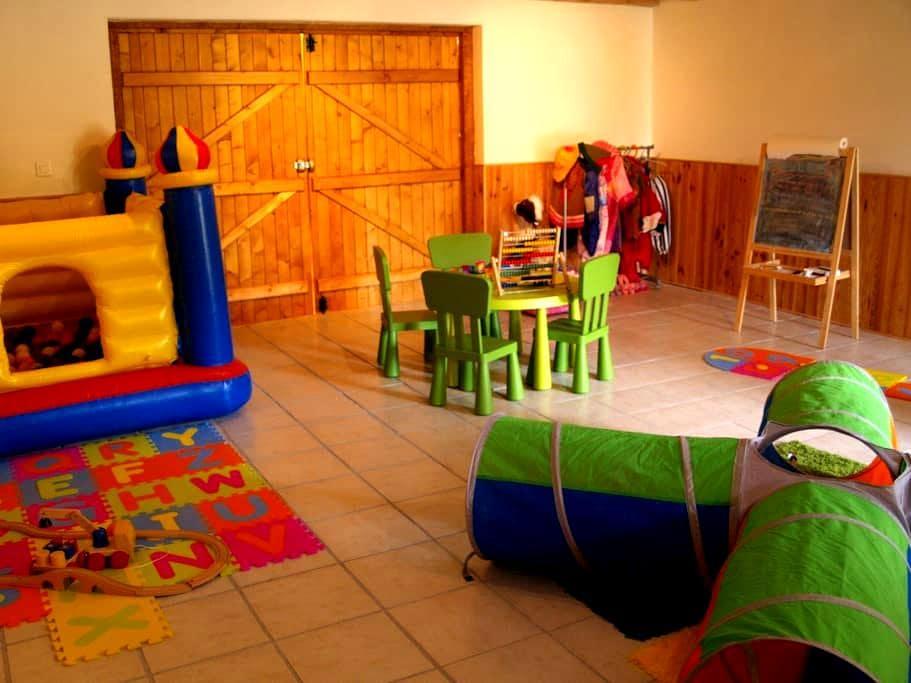 * Maison rurale pour les familles - Benassay - Casa