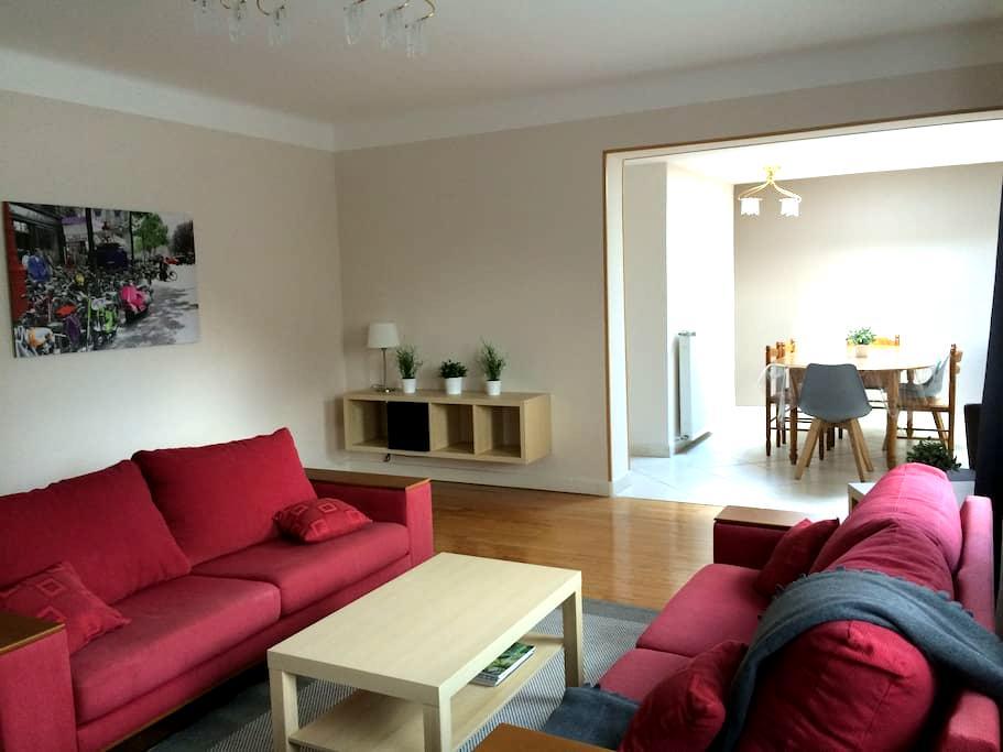 Grand appartement entre Bitche et Sarreguemines - Epping - Appartement