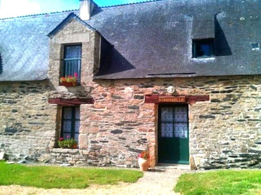 Pretty gîte in Southern Brittany - Allaire - Hus