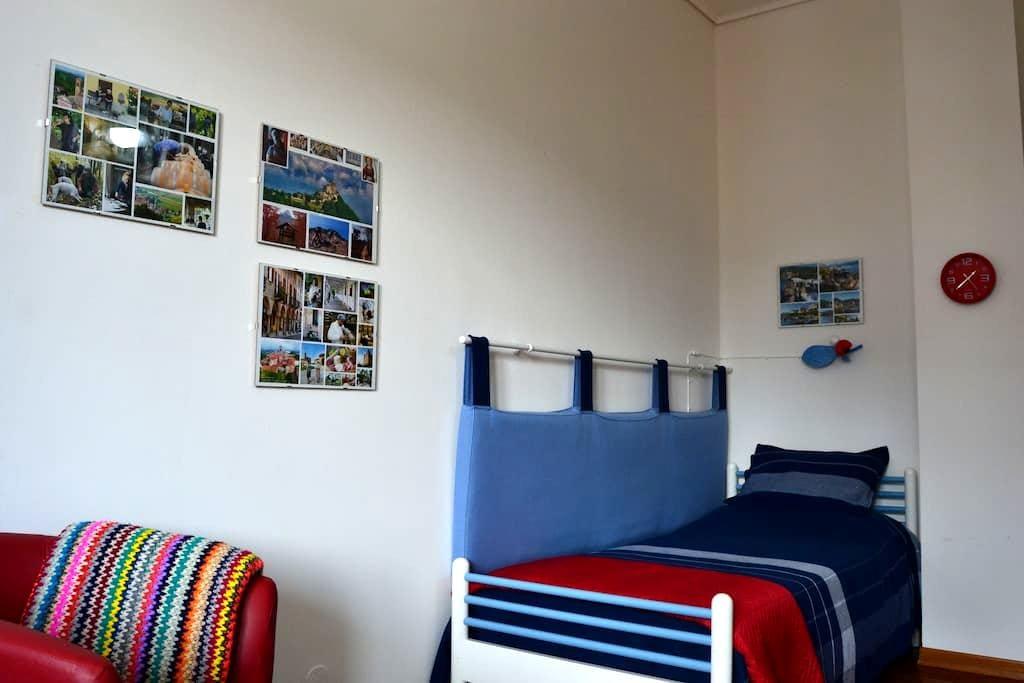 Una stanza accogliente in centro di Cuneo. - Cuneo - Apartament