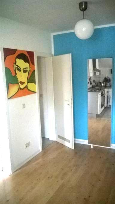 Gemütliche Wohnung in Poppelsdorf - Bonn - Lägenhet