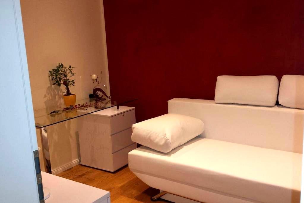Komfortables gemütliches  Zimmer - Nußloch - Rumah