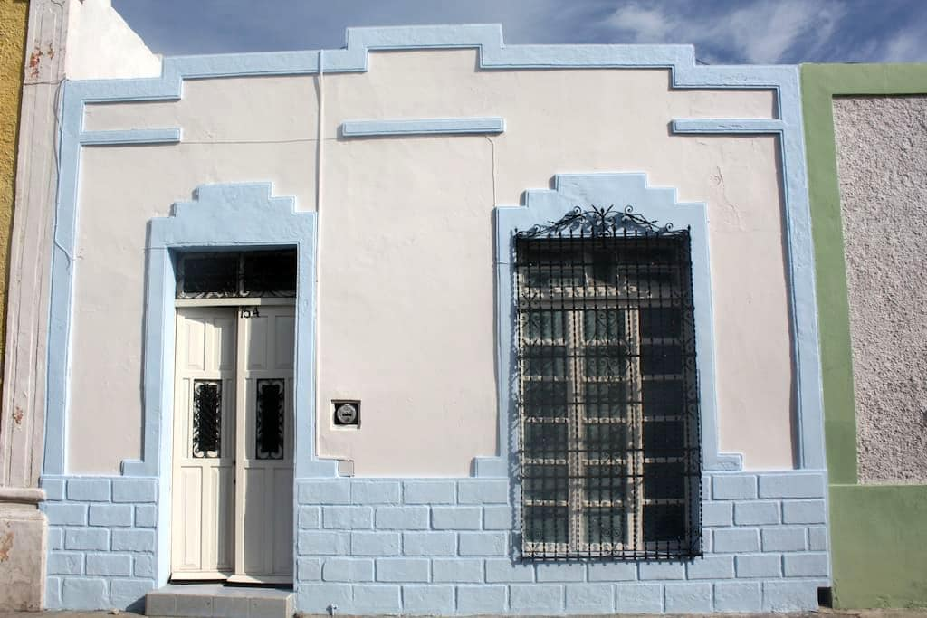 Beautiful full house within the walls of Campeche - Campeche - Huis