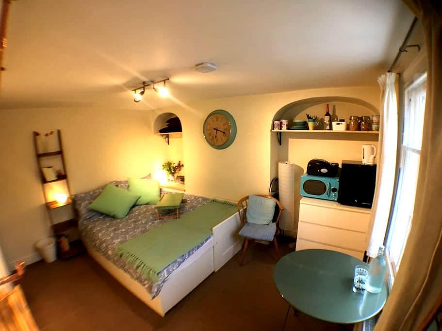 Private Ensuite Room in Central Cambridge - Cambridge - Appartement