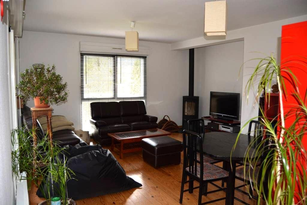 appartement avec terrasse+ parking - Ornans - Leilighet