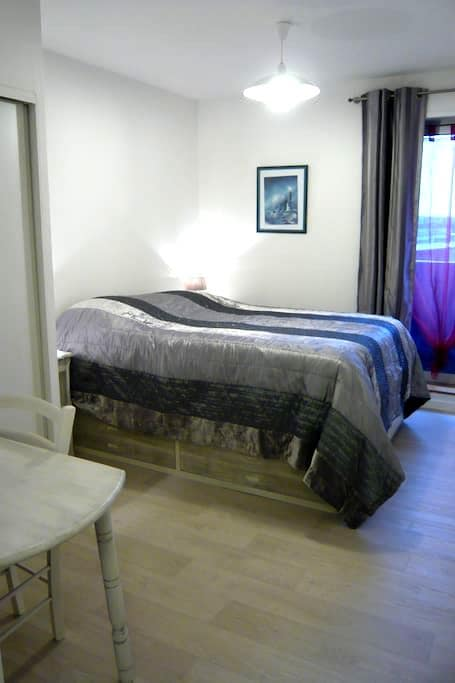 Private bedroom 10m² in the heart of Amiens - Amiens - Leilighet