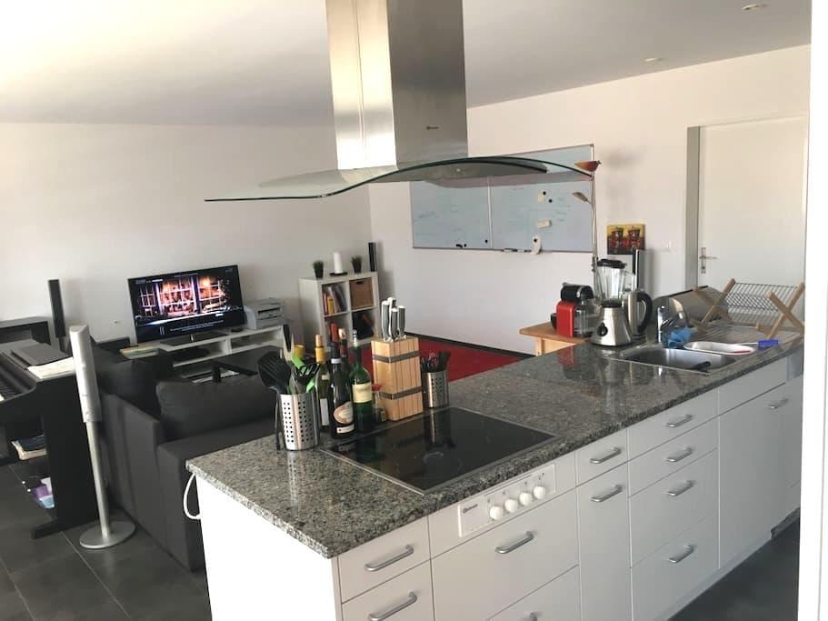 Modern apartment in Winterthur near Airport ZH - Winterthur - Appartement