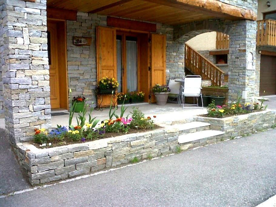 Chalet Chez Stéphane et Estelle - Villarodin-Bourget - Apartemen