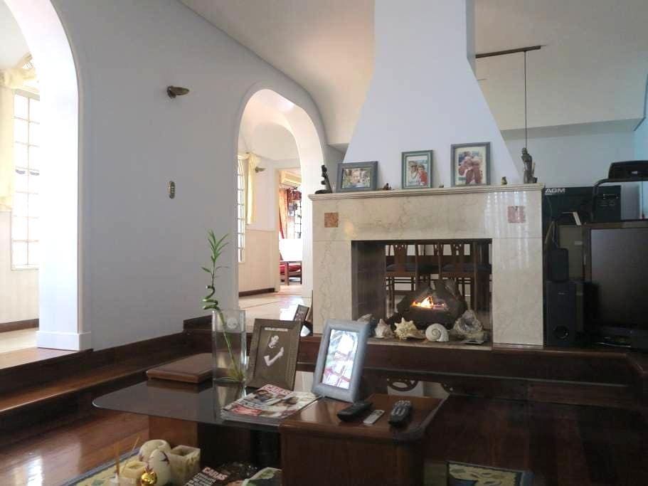 Perfect private room for you. - Buenos Aires - Huis