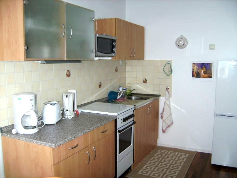 Wohnung 48qm,komplett eingerichtet - Zeulenroda-Triebes - Daire