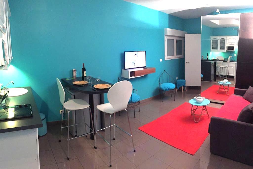Separate studio, brand new - Seyssuel - Casa