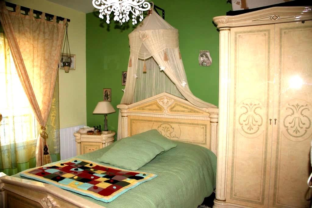 Givernois's Patio - Giverny - Bed & Breakfast