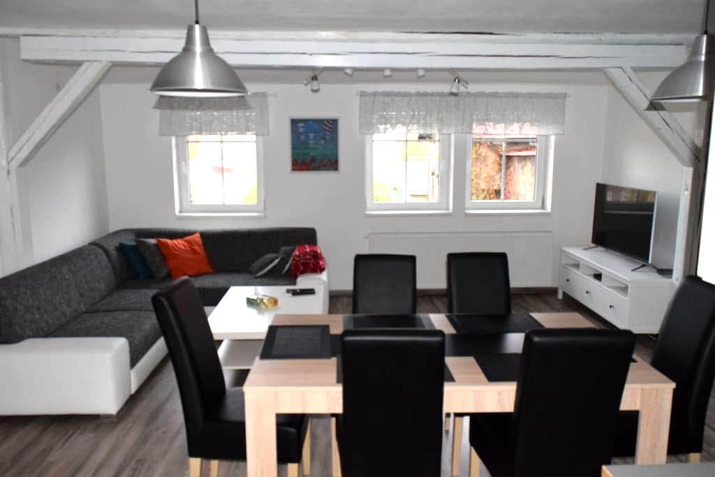New 2 bedroom apartment with breakfast included - Jablonec nad Nisou - Apartment