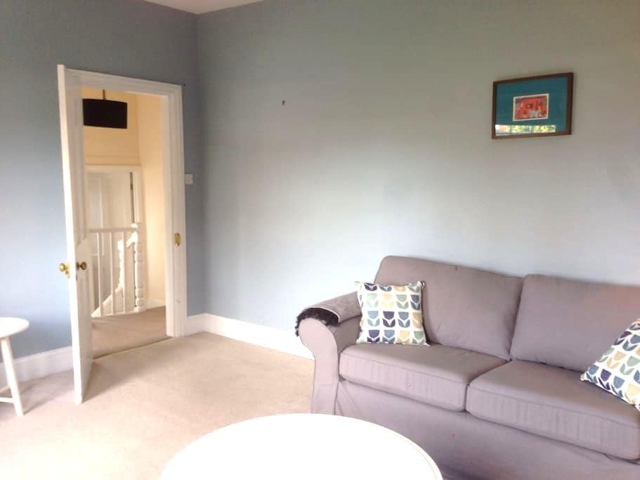 2 bed Victorian first floor flat - Henley-on-Thames - Appartement