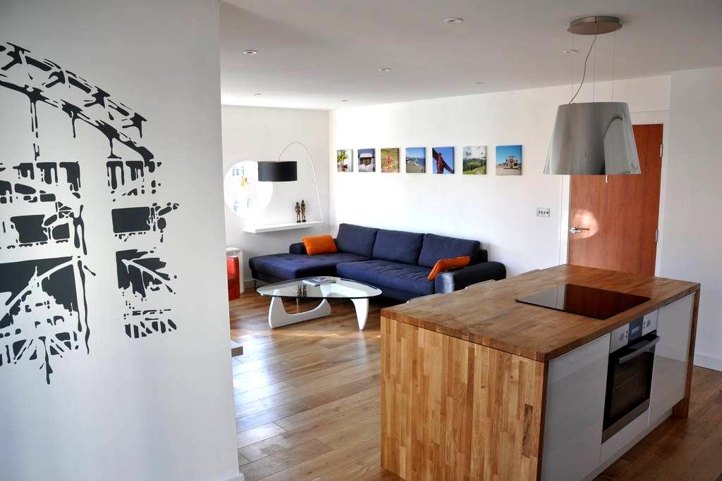 Modern Quayside Apartment Newcastle - Gateshead - Leilighet