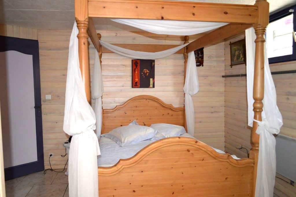 chambre dans vignoble près de Reims - Branscourt