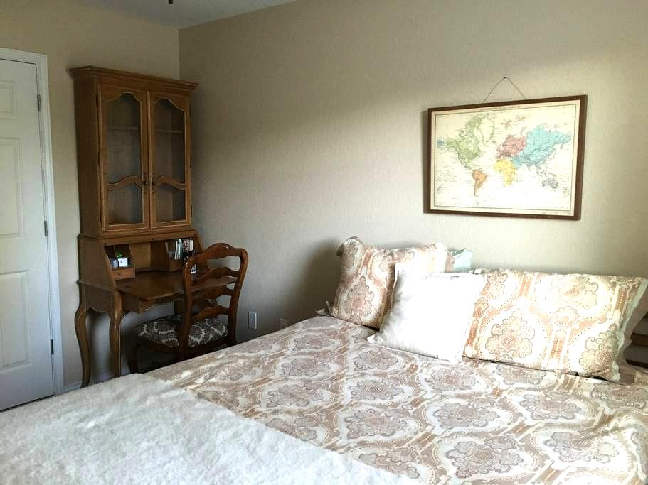 Cozy room near Hospital - Temple - Casa
